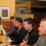 Tast de vins Restaurant Vilanova 1