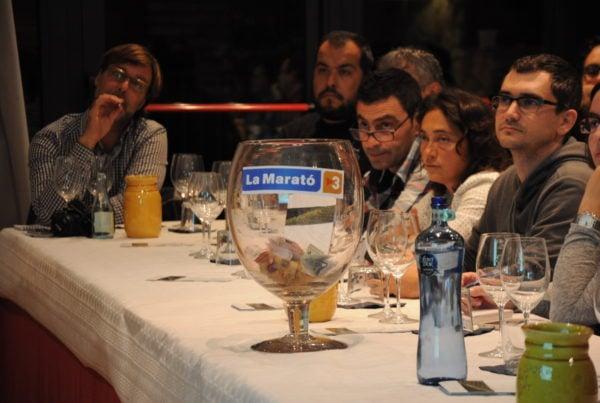 Tast de vins Empordà per la Marató