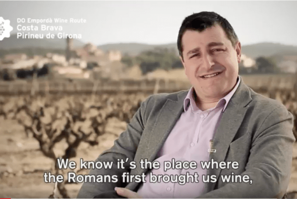 Josep Roca Ruta del vi DO Empordà