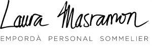 logo Laura Masramon Empordà Personal Sommelier