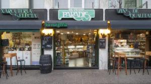 El Petit Paradis exterior botiga