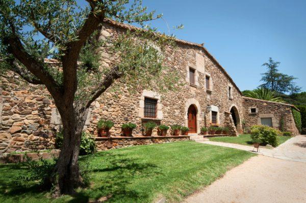 masia vinícola baix emporda